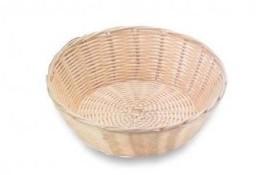 Панер за хляб поли/ратан кръг 20 cm 35773/3002 SUNEX