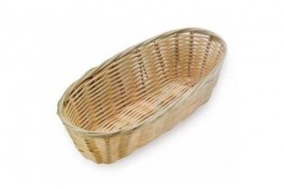 Панер за хляб поли/ратан правоъгълен 23х15 cm 35774/3004 SUNEX