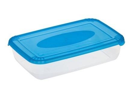Кутия за фризер POLAR 0.9 l правоъг. 206x134x50 mm 1671 PLAST TEAM