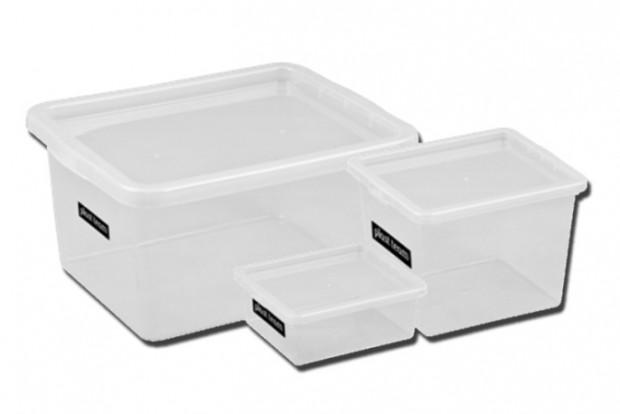 Кутия Basic 2 l 205x170x95.7 mm 2292 PLAST TEAM