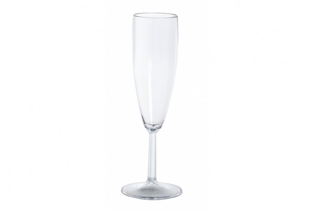 Чаша за шампанско SAN ф51 x 206 mm 2951 PLAST TEAM
