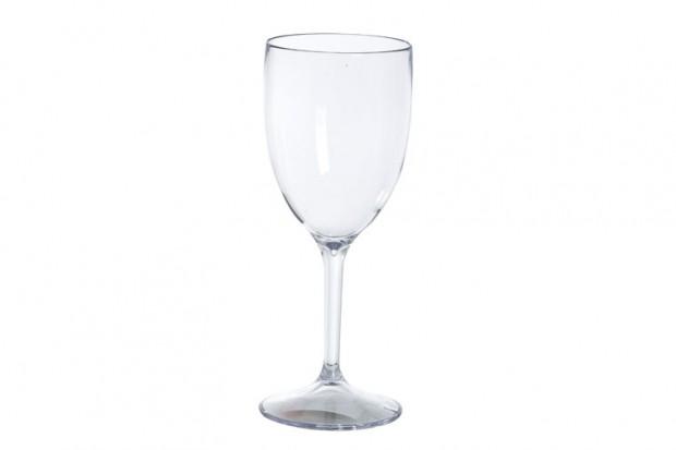 Чаша за вино SAN 300м l ф75 x 190 mm 2953 PLAST TEAM