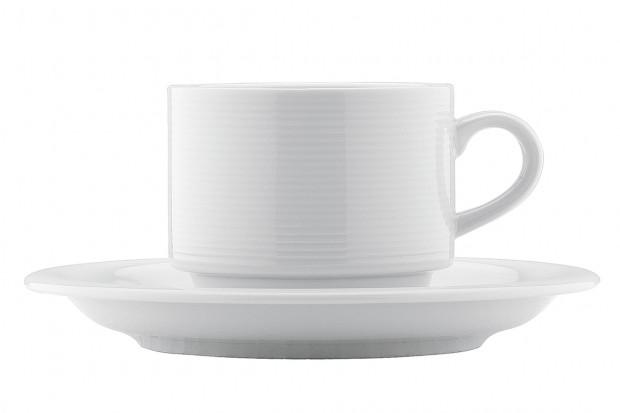 Комплект Чаша с чинийка за чай 180 ml REY