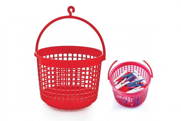 Кошница за щипки за пране 104 ZAMBAK