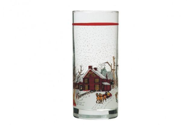 Чаша 260 ml Коледен пейзаж/6бр 91206 D14  CLASSICO