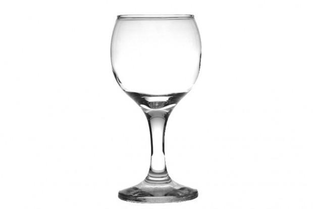 Чаша за червено вино на столче 210 ml 1бр 93502   KOUROS