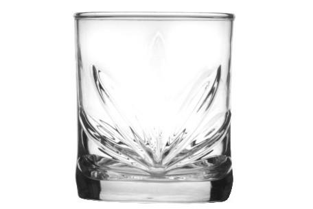 Чаша за уиски 300 ml 3бр 93704  KOSMIC