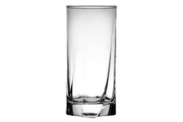 Чаша за вода 380 ml 3бр 91706  SHINE
