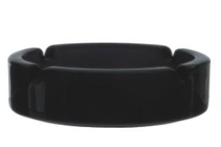 Пепелник Черен ф105 mm 60055CF08 SELENA