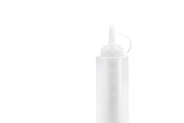 Бутилка безцветна пластмаса 400 ml 773904 IBILI