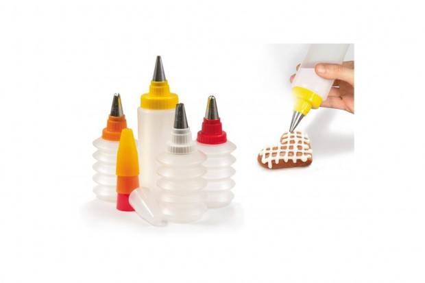 К-т бутилки за декорация 4 броя 782800 IBILI