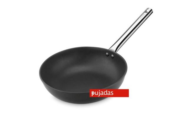 Тиган дълбок лят алуминий с незалепващо покритие BLACK ф 30 cm /9.5 cm 149330 PUJADAS