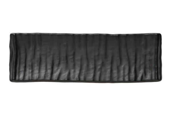 Плато за суши меламин 24x10.5 cm черно 84981 APS