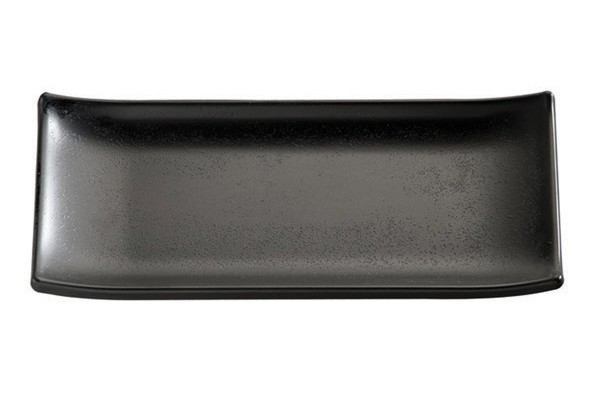 Плато за суши с борд меламин 22.5x9.5 cm черно 83744 APS