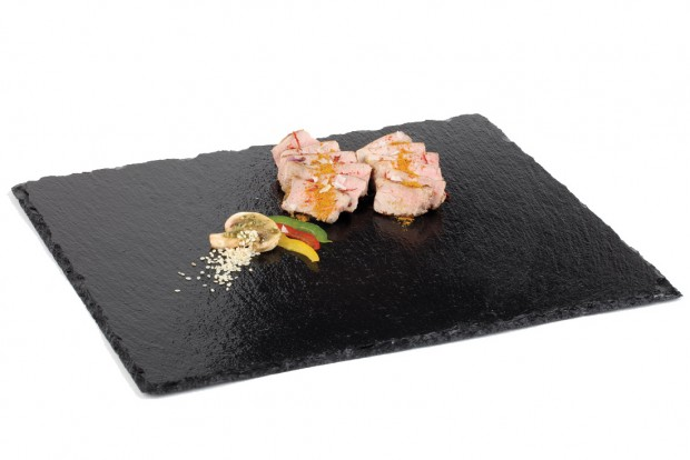 Плоча за сервиране от естествен камък 240x150 cm 941 APS