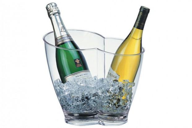 Охладител за вино с вместимост за две бутилки 30x21 cm 36056 APS