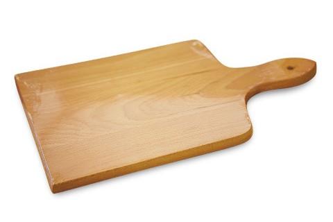 Дъска за рязане с дръжка №4, 38x20 cm