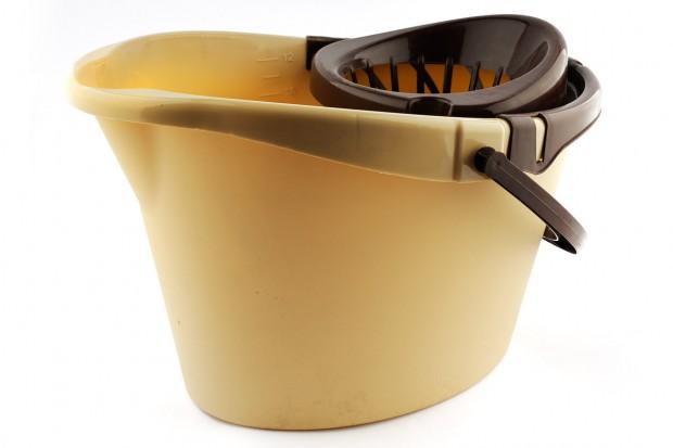 Кофа овал с цедка 12 l бежово кафяво