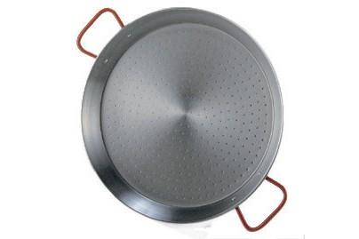 Тава с дръжки за Paella черна стомана ф.36 cm 062051 Matfer