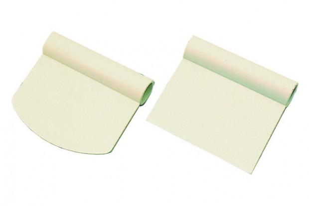 Скрепер за тесто заоблен Exoglass 12 cm 112826 Matfer