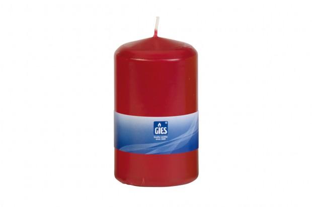 Свещ Цилиндър жълта 120х78 mm 1бр. 205 256003 17
