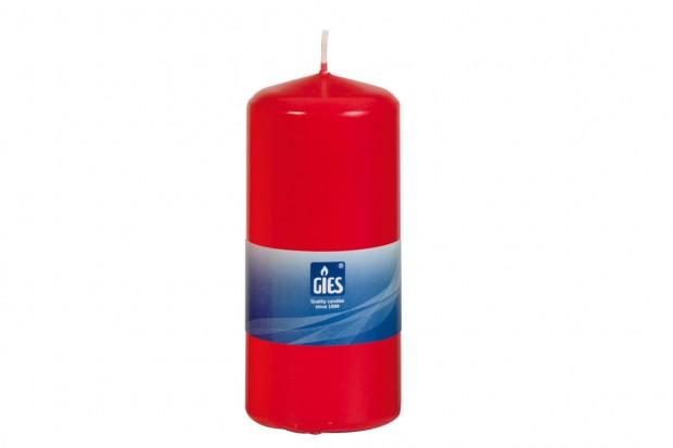 Свещ Цилиндър червена 130х58 mm 1бр.+/ 39h 205 237005 33