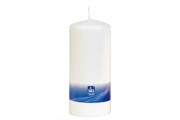 Свещ Цилиндър бяла 180х78 mm 1бр. 205 258002 10