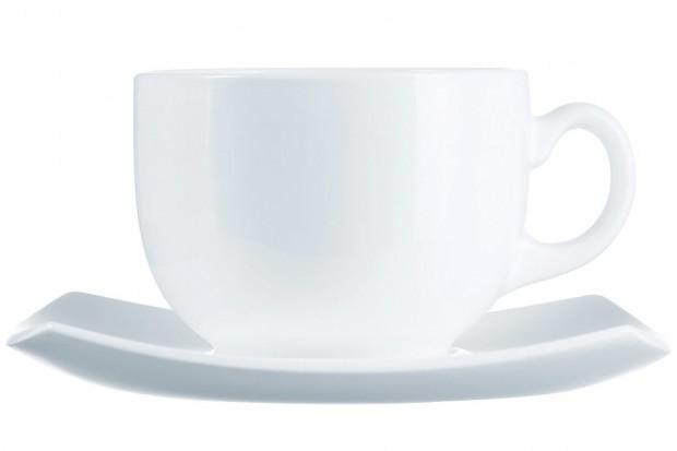 Сервиз за чай бял 220 ml QUADRATO