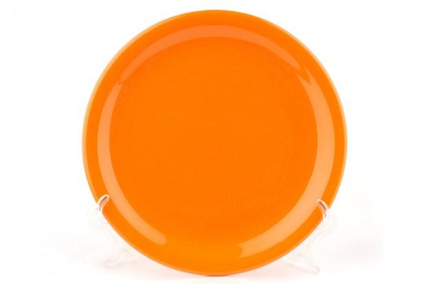 Чиния плитка 24 cm м.2783 G813 оранж 1 CESIRO