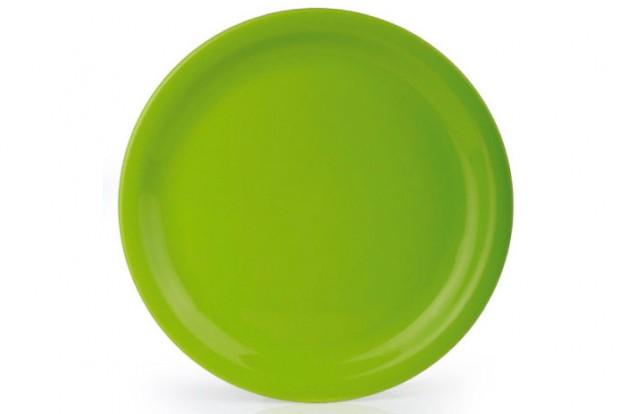 Чиния плитка 24 cm м.2783 G303 зелена 1 CESIRO