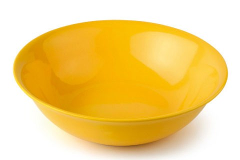 Салатиера 24 cm м.2140 G120 жълта, 1 CESIRO