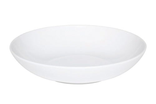 Чиния дълбока 24 cm М.3220 GL.010 бяла 1 CESIRO