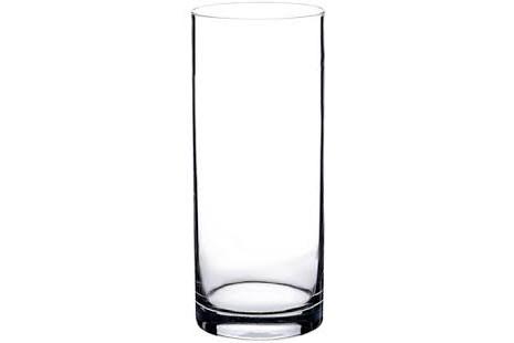 Стъклен цилиндър H300/ф120 Д/С