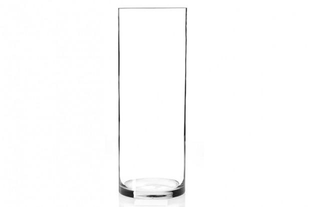 Стъклен цилиндър H400/ф100 Д/С