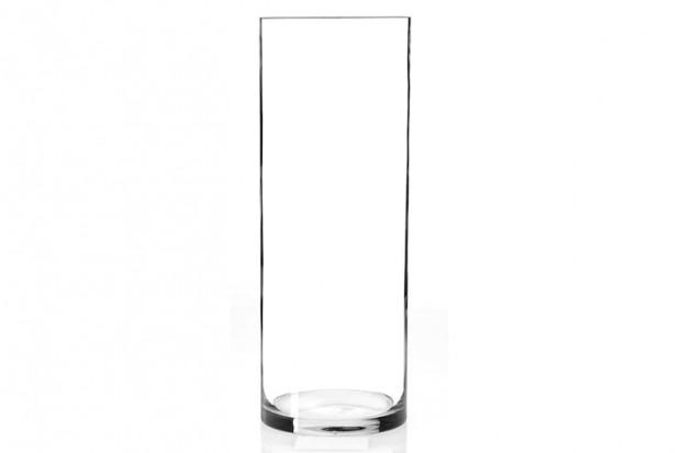 Стъклен цилиндър H400/ф120 Д/С