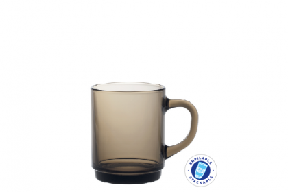 Чаша с дръжка 250 ml LYS CREOLE