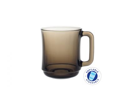 Чаша с дръжка MUG 310 ml LYS CREOLE