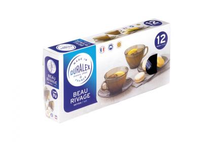 Сервиз за кафе 180 ml 12 ел BEAU RIVAGE CREOLE