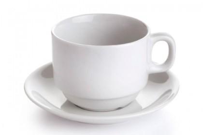 Чаша с чиния нес кафе 180 ml 300 19 DAYI