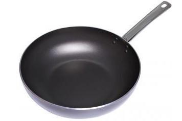 Тиган Уок 28 cm 3 mm Prof Chef Тефлон 61009 FEST