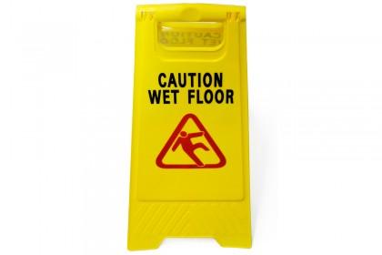 "Табела ""Внимание мокър под"" 1038/2266/3171"