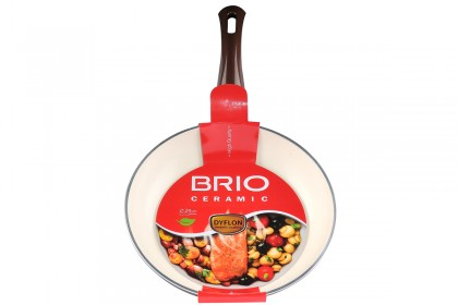 Тиган BRIO CERAMIC 24 cm