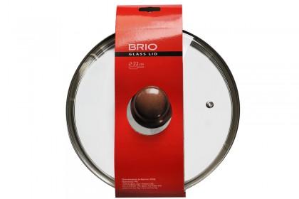 Стъклен капак BRIO 22 cm