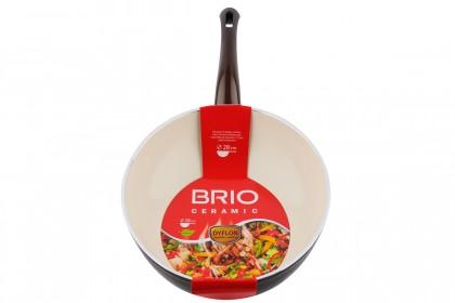 BRIO Тиган WOK 28 cm