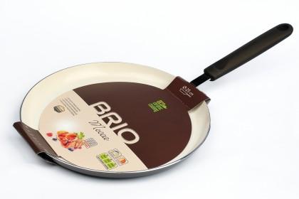 Brio Mocca Тиган за палачинки 25 cm