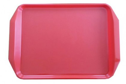Табла за сервиране 42.5х30 cm червена 818FF/YG 608 RED