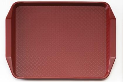 Табла за сервиране 42.5х30 cm тъмно червена 818FF/YG 608 DARK RED
