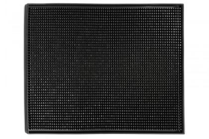Бар мат за сервиране черно 45x30x1 cm JW BMQ GP
