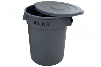 Кръгъл Контейнер за отпадъци 75.7 l JW CR76 GP