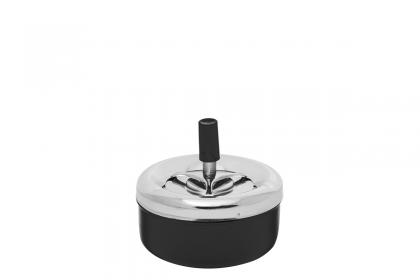 Ветроупорен пепелник с бутон, 11см